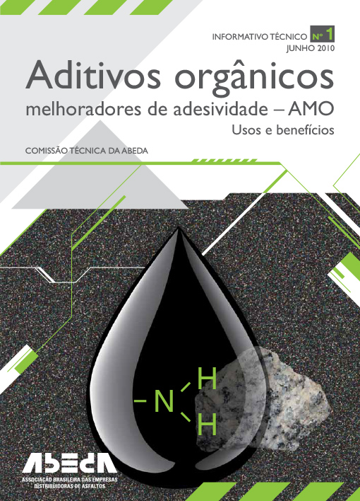 Aditivos Orgânicos - Melhoradores de Adesidade AMO Nº1